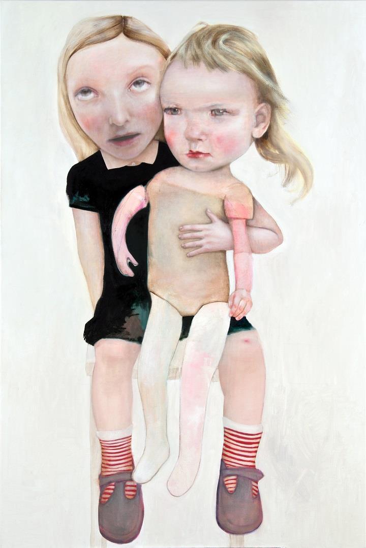 Tamara Muller - daughter