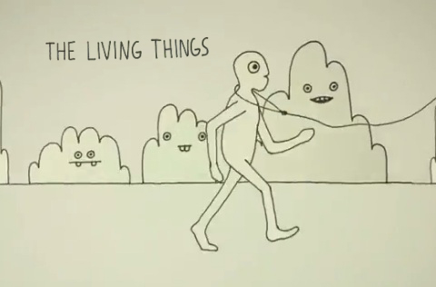living things band: