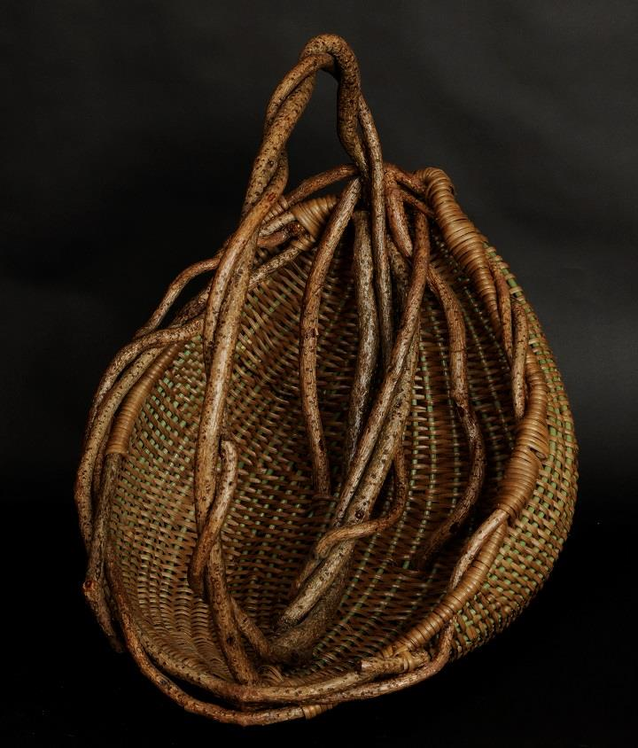 Tina Puckett - brown basket