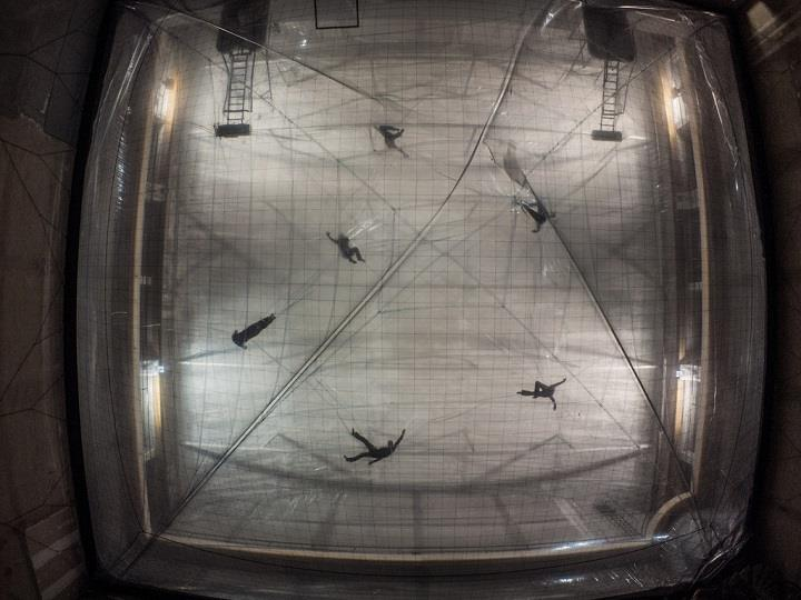 Tomas Saraceno - from below