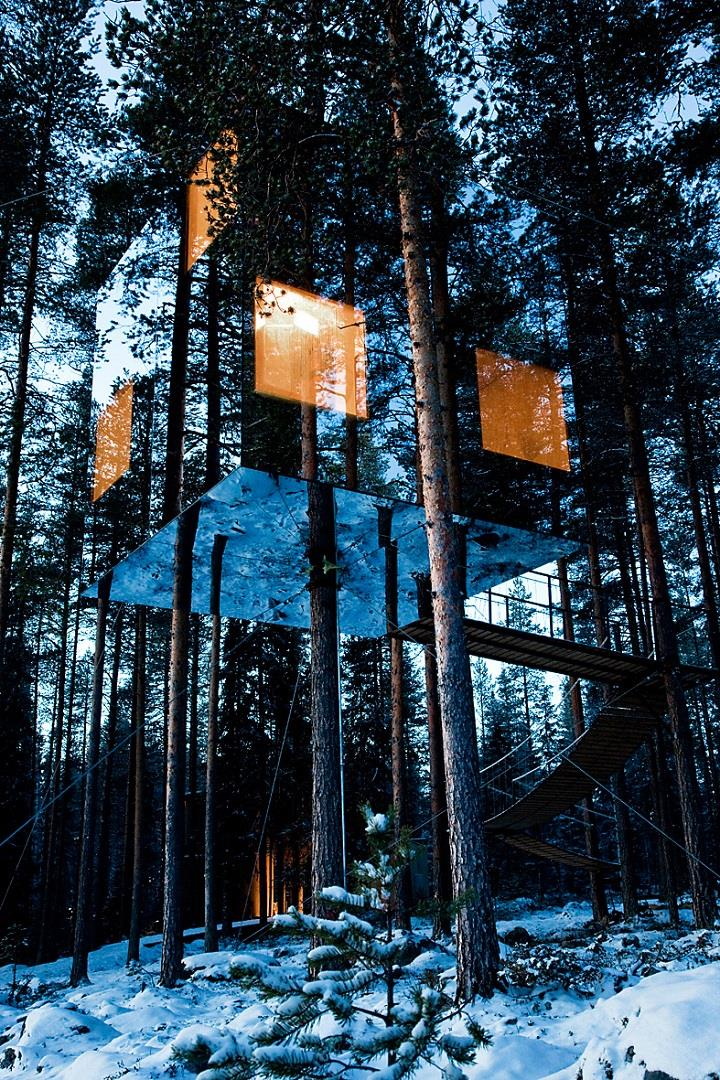 Treehotel - in sweden
