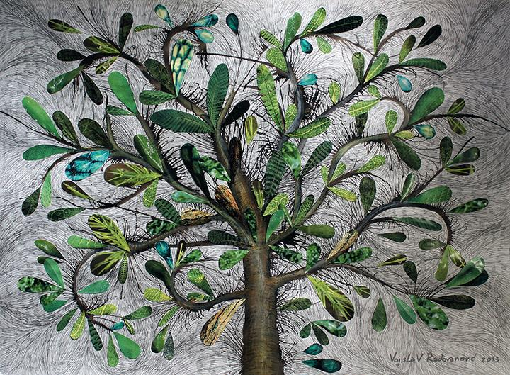 Vojislav Radovanovic - tree of life